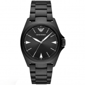 Emporio Armani AR11257 Watch Black